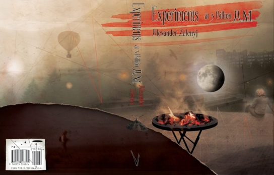 Experiments At 3 Billion A.M. - Alexander Zelenyj - 2nd Edition Cover